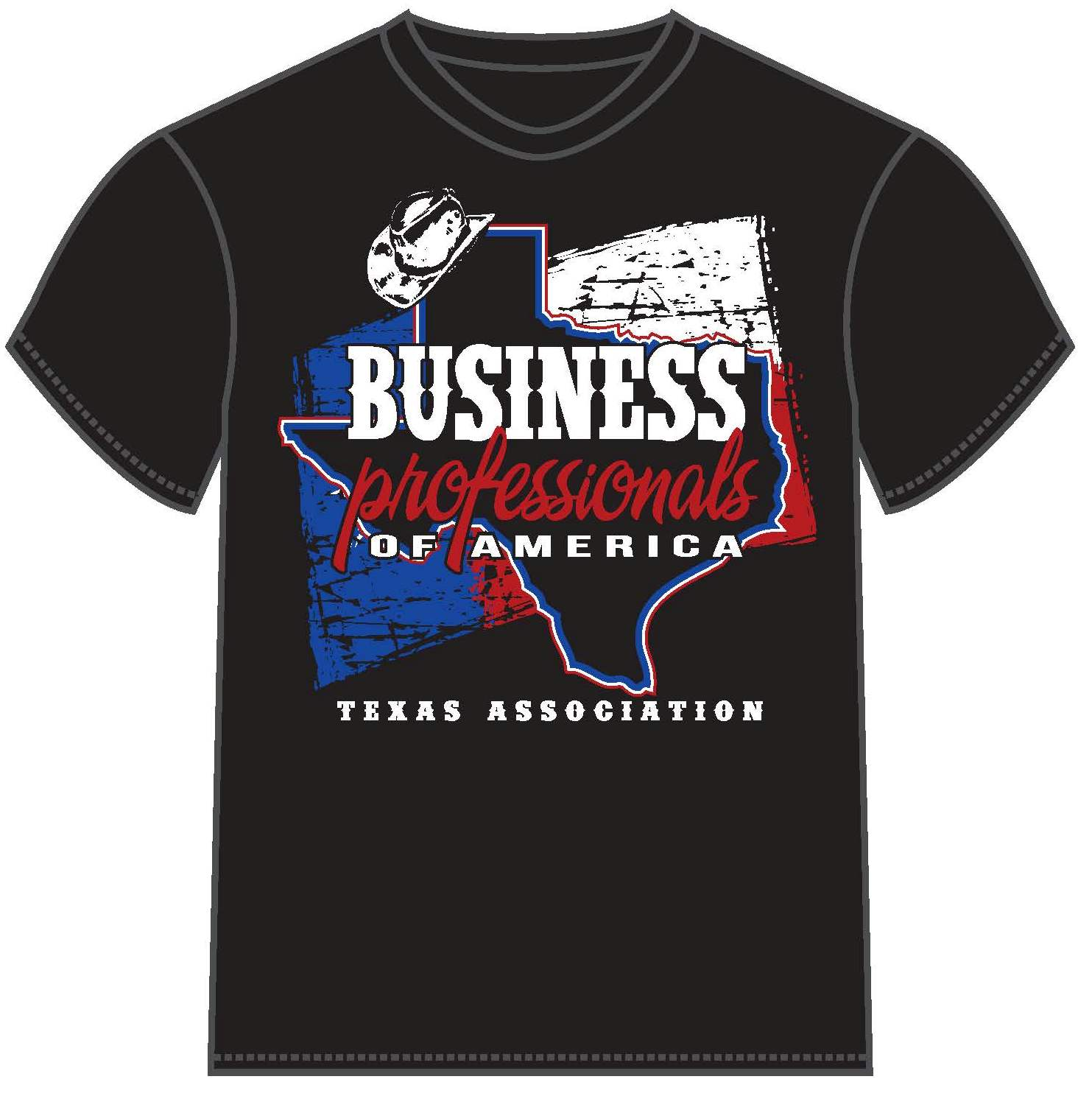 BPA Texas Shirts B51