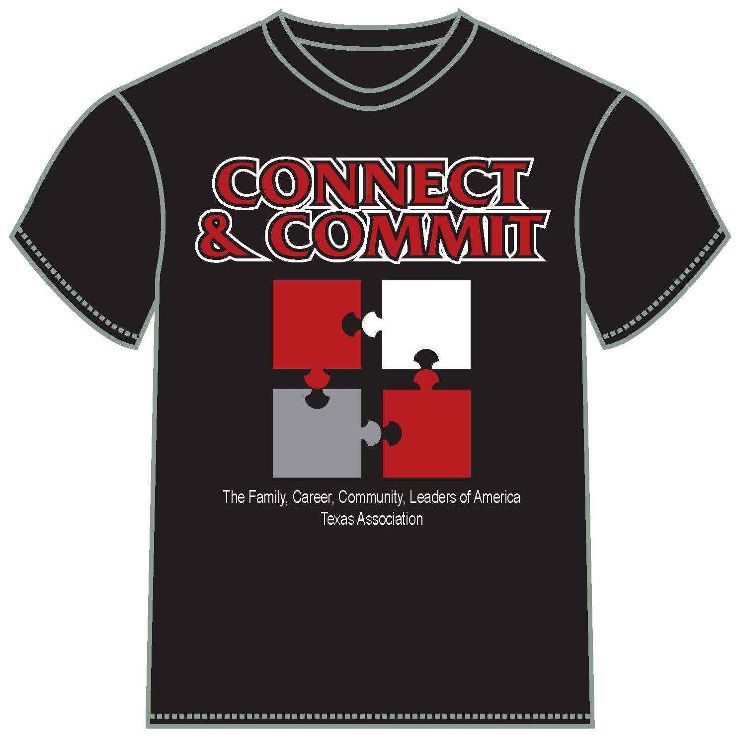 FCCLA Texas Shirts F51