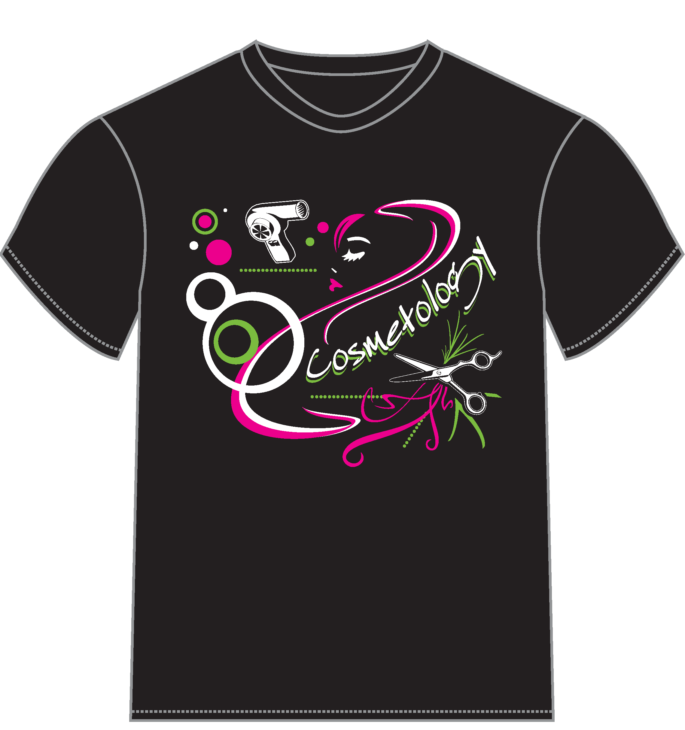 Cosmetology Texas Shirts C52