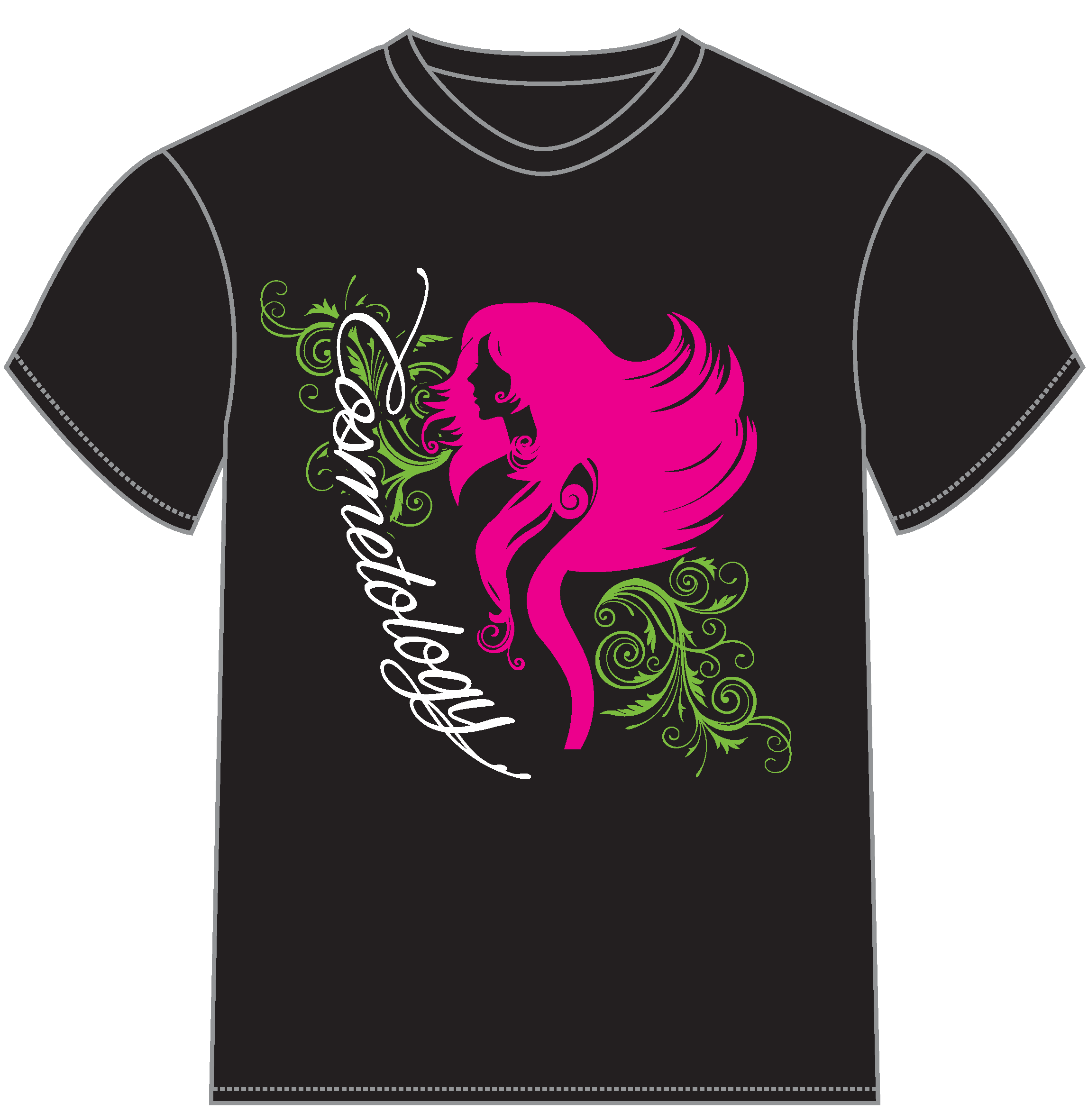 Cosmetology Texas Shirts C53