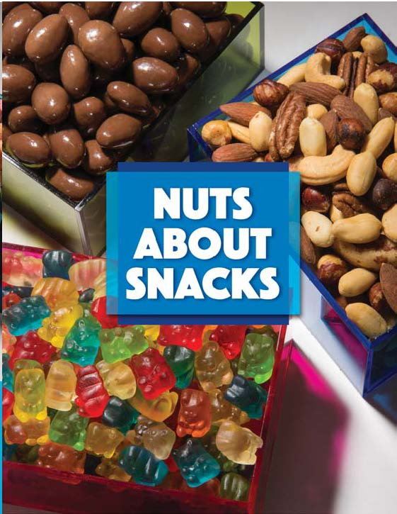 Nuts About Snacks Order Taker Program
