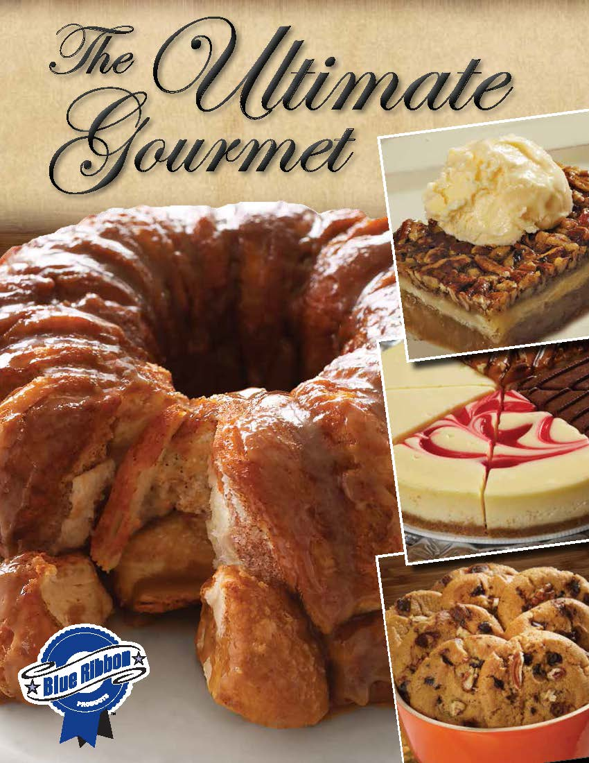 Ultimate Gourmet Cookies and More Order Taker Program