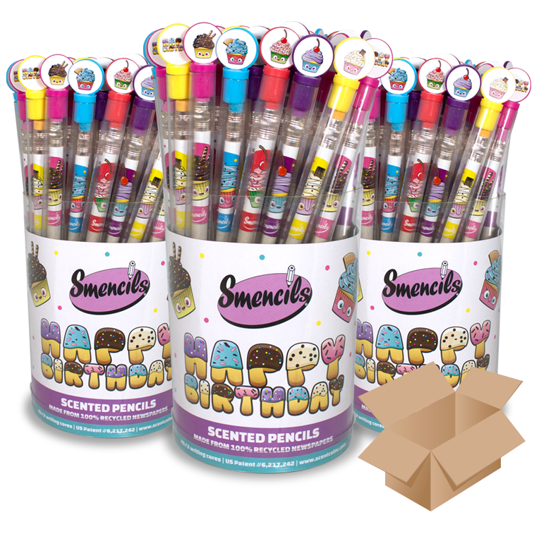 Smencils - Birthday Scents