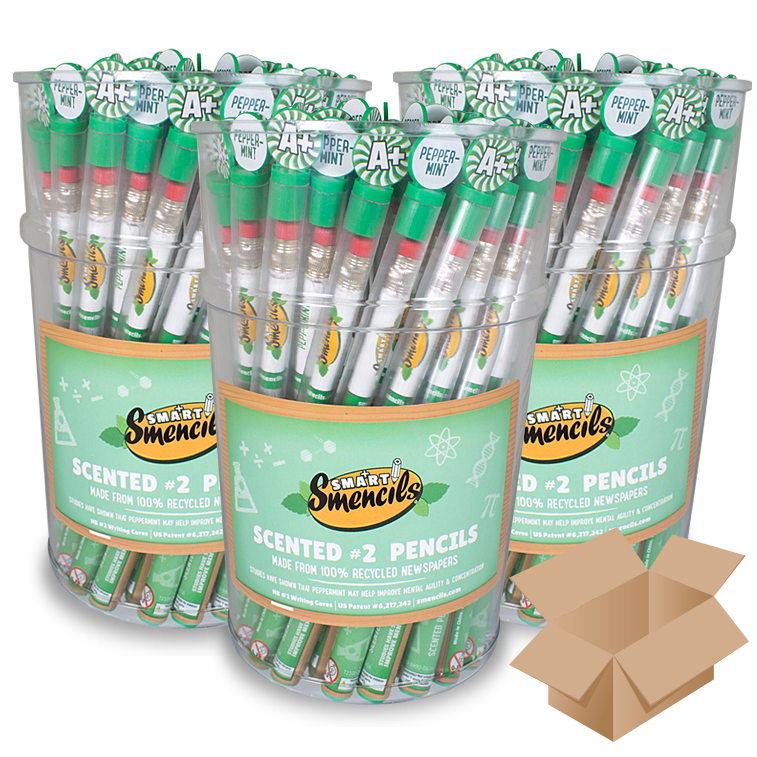 Smencils - Smart Peppermint Scent