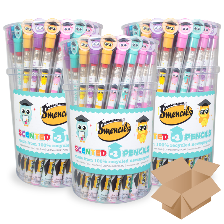 Smencils - Graduation Scents